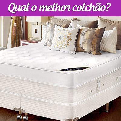 Qual é o melhor colchão?