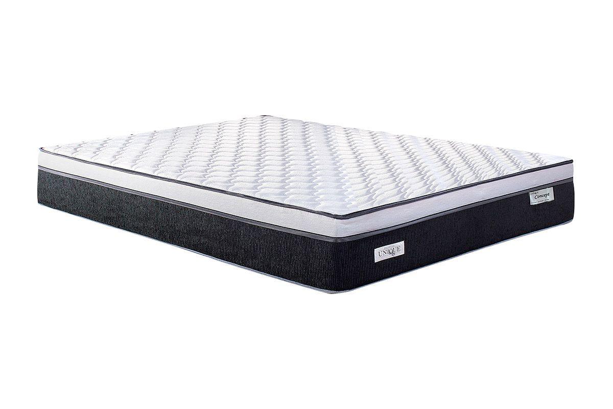 Colchão Sealy Molas Pocket Concept Dream BlackColchão Queen Size - 1,58x1,98x0,25 - Sem Cama Box