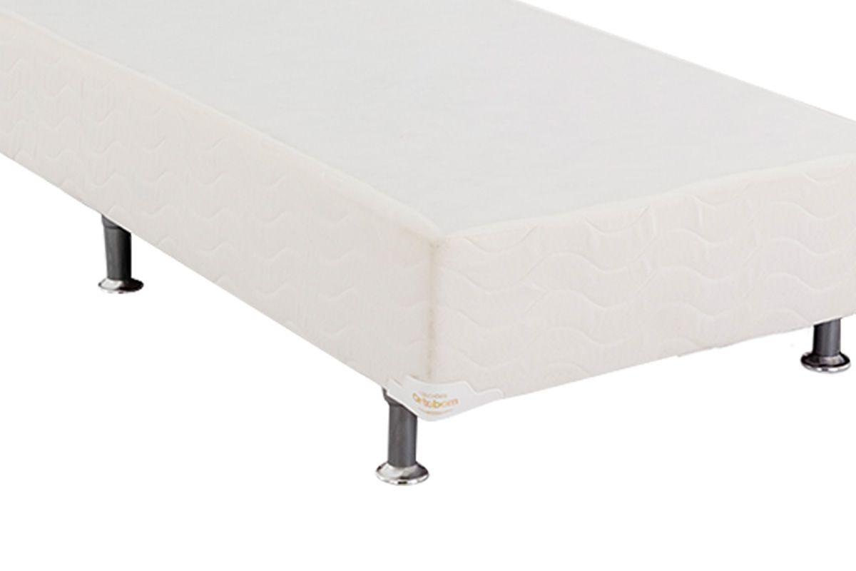 Cama Box Base Ortobom Physical Branco 20
