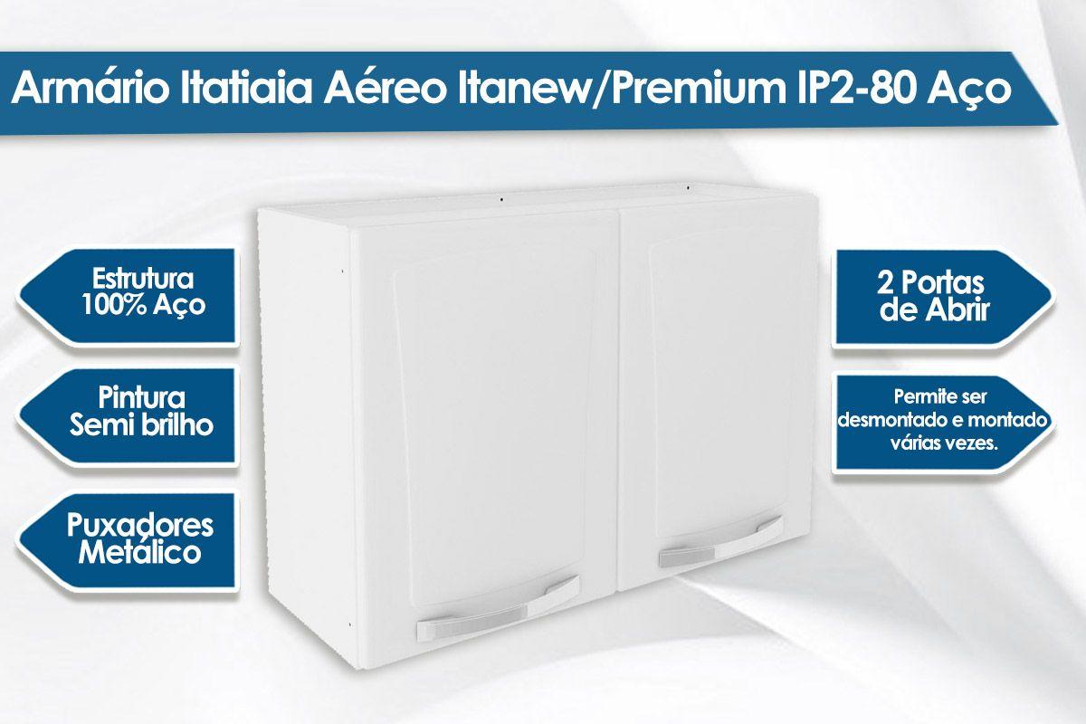 Armário Itatiaia Itanew/Premium IP2-80