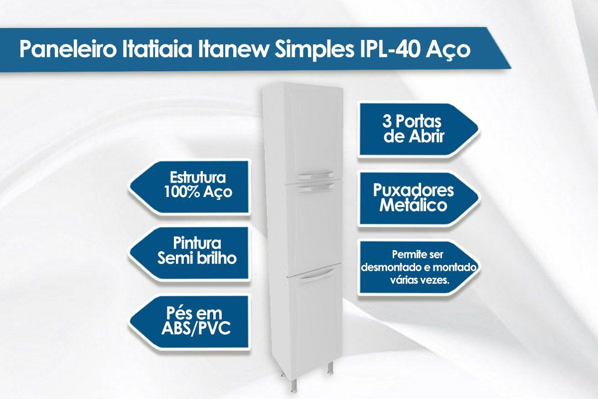 Paneleiro Itatiaia Itanew IPL-40