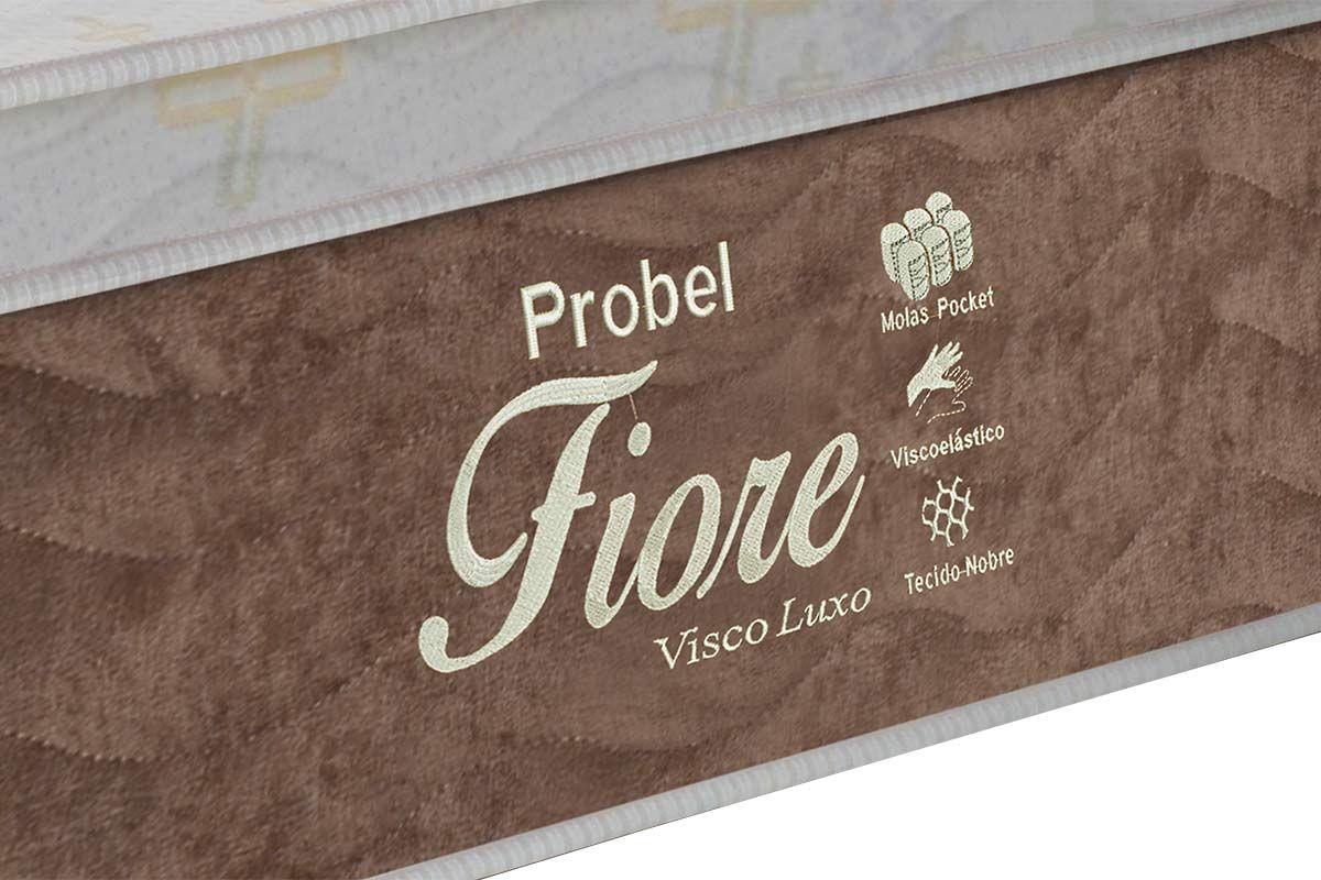 Colchão Probel Molas Pocket Fiore Confort Luxo