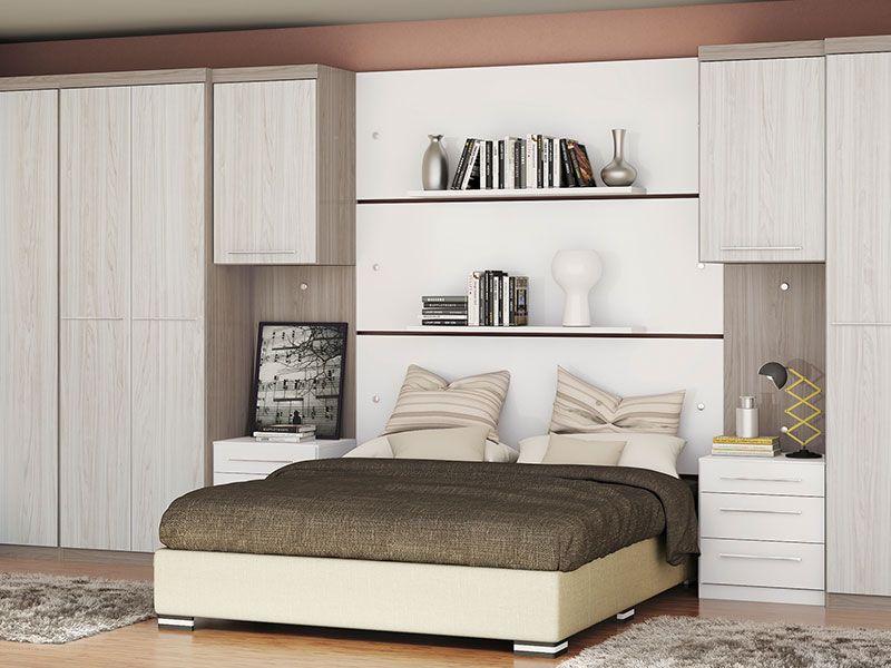 Painel Kappesberg Smart Dormitório Modulado A903