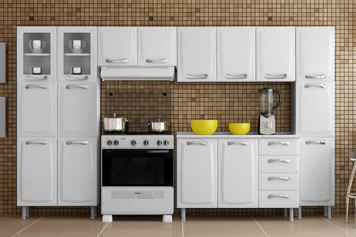 Adesivo De Kombi ~ Medidas Armarios De Cozinha Vista Dimenses Medidas Armarios De Cozinha Cozinha Sob Medida Com