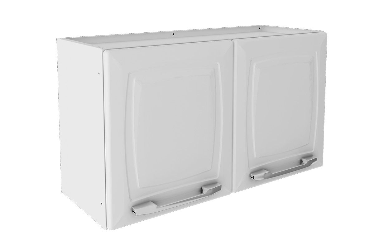 Armário de Geladeira Itatiaia Criativa IPG2-70Cor Branco