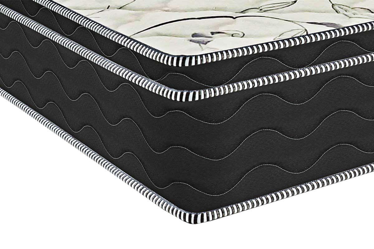 Colchão Probel Espuma Extra Firme black 24cm