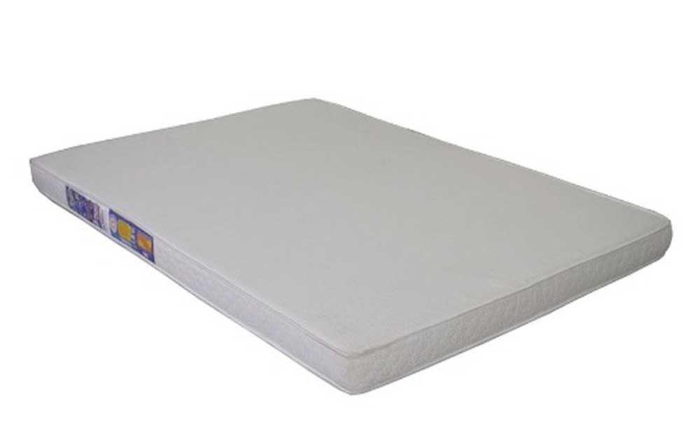 Colchão Ortobom Physical Resistente LisoColchão Casal - 1,28x1,88x0,12 - Sem Cama Box