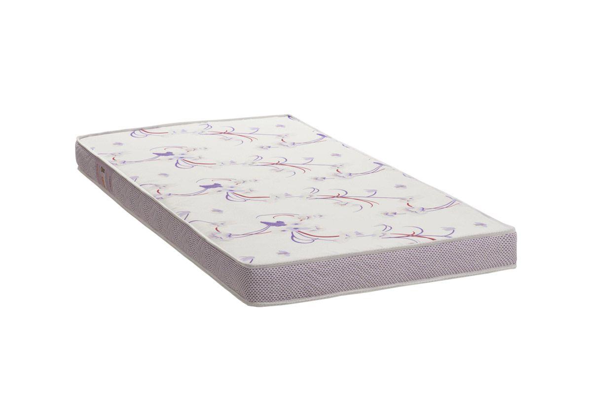 Colchão Ortobom Physical Resistente LisoColchão Solteiro - 0,88x1,88x0,12 - Sem Cama Box