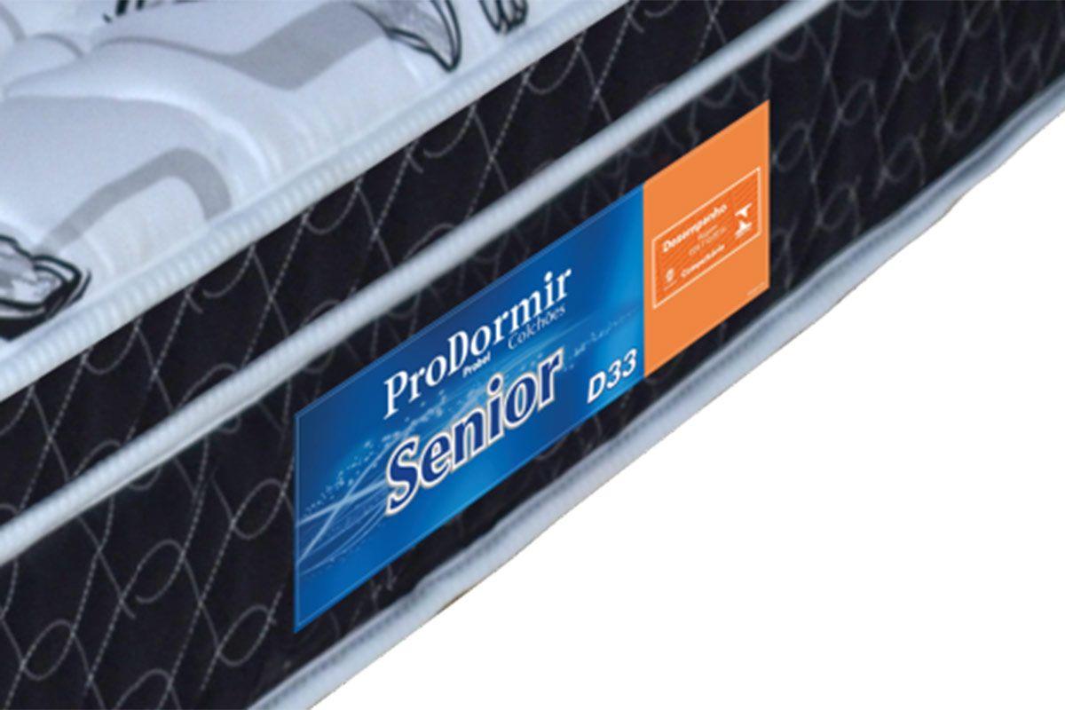 Colchão Probel Espuma D33 ProDormir Senior Mega Resistente