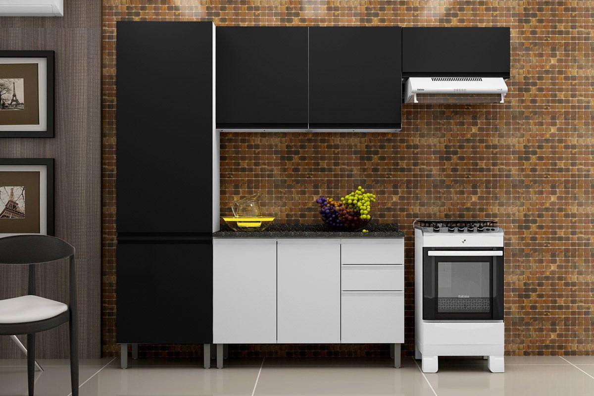 Cozinha Itatiaia Stilo Pluz Sua Cozinha Mais Moderna Pictures to pin  #ACA51F 1200 800