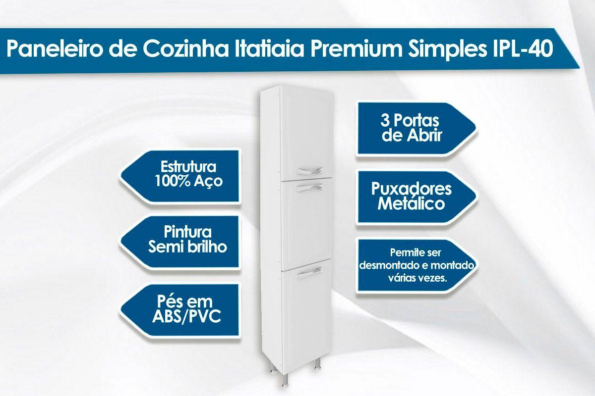 Paneleiro Itatiaia Premium IPL-40
