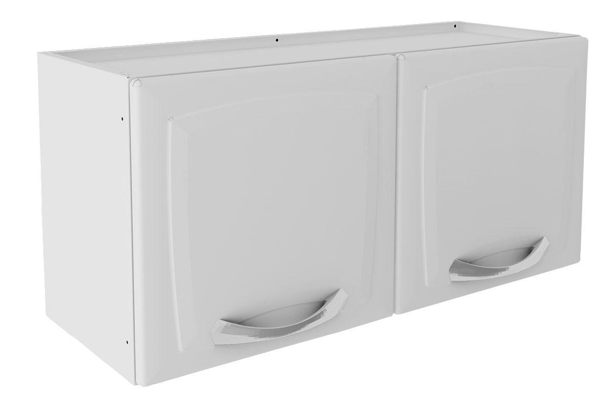 Armário de Geladeira Itatiaia Premium IPG2-80Cor Branco