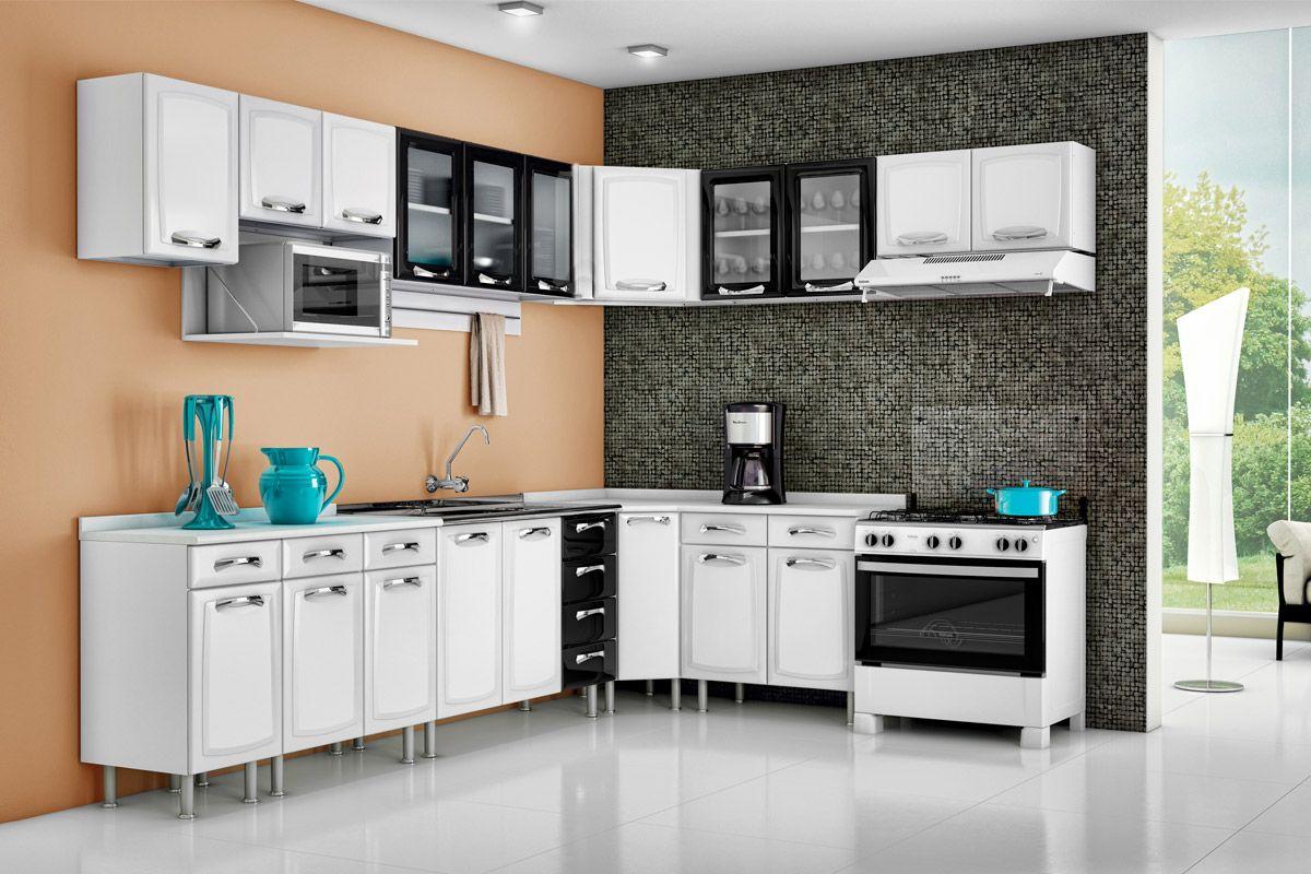 Cozinha Completa Itatiaia Premium De A O Cz25 At 40 Off Filhao Com