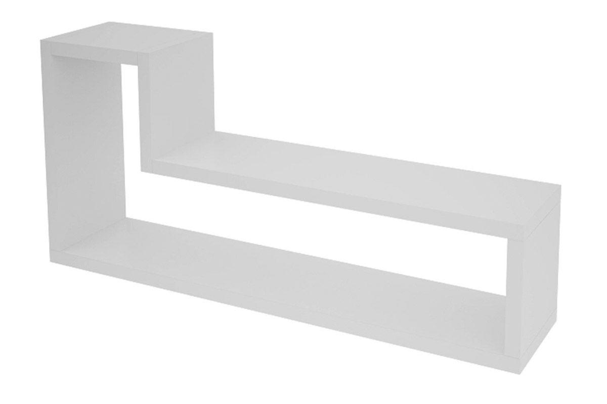 Prateleira Decorativa BRV BPL 06Cor Branco