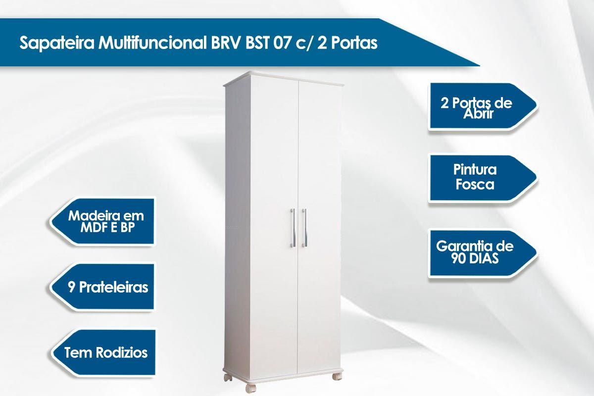 Sapateira Multifuncional BRV BST 07