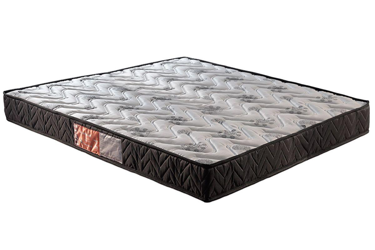 Colchão Paropas D45 Pasquale Black 20cmColchão Casal - 1,38x1,88x0,20 - Sem Cama Box