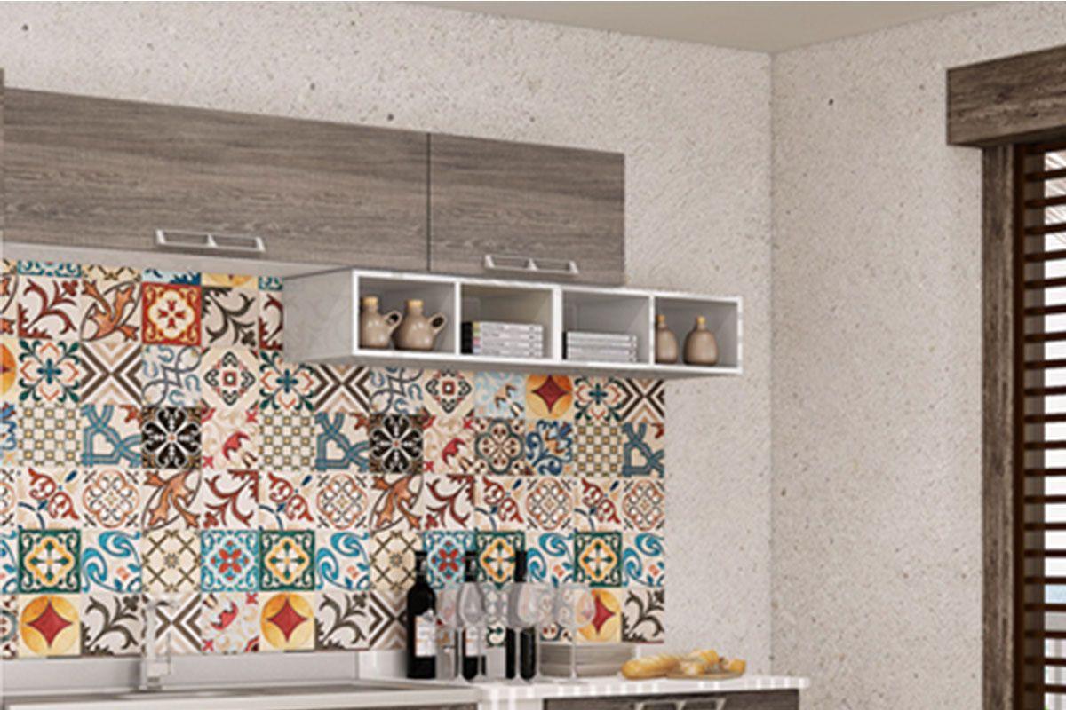 #9F622C Cozinhas Completas com Armario Aéreo Art In Móveis CZ400 Basculante  1200x800 px Armario De Cozinha Casas Bahia 149 00_1303 Imagens