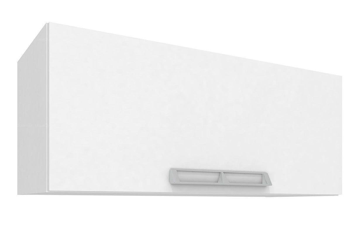 Armario Aéreo Art In Móveis CZ402 Basculante 1 PortaCor Branco