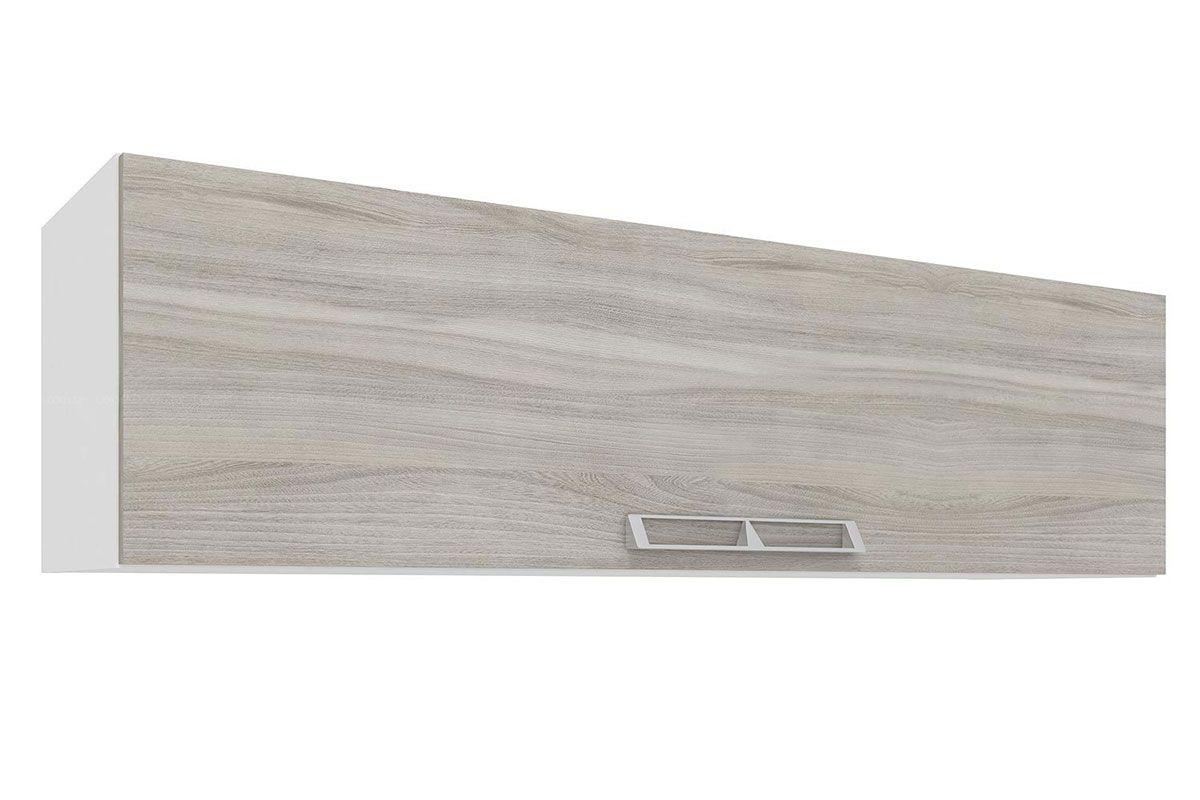 Art In Móveis CZ403 Basculante 1 Porta Cor BrancoCor Branco c/ Fresno #6D675E 1200x800