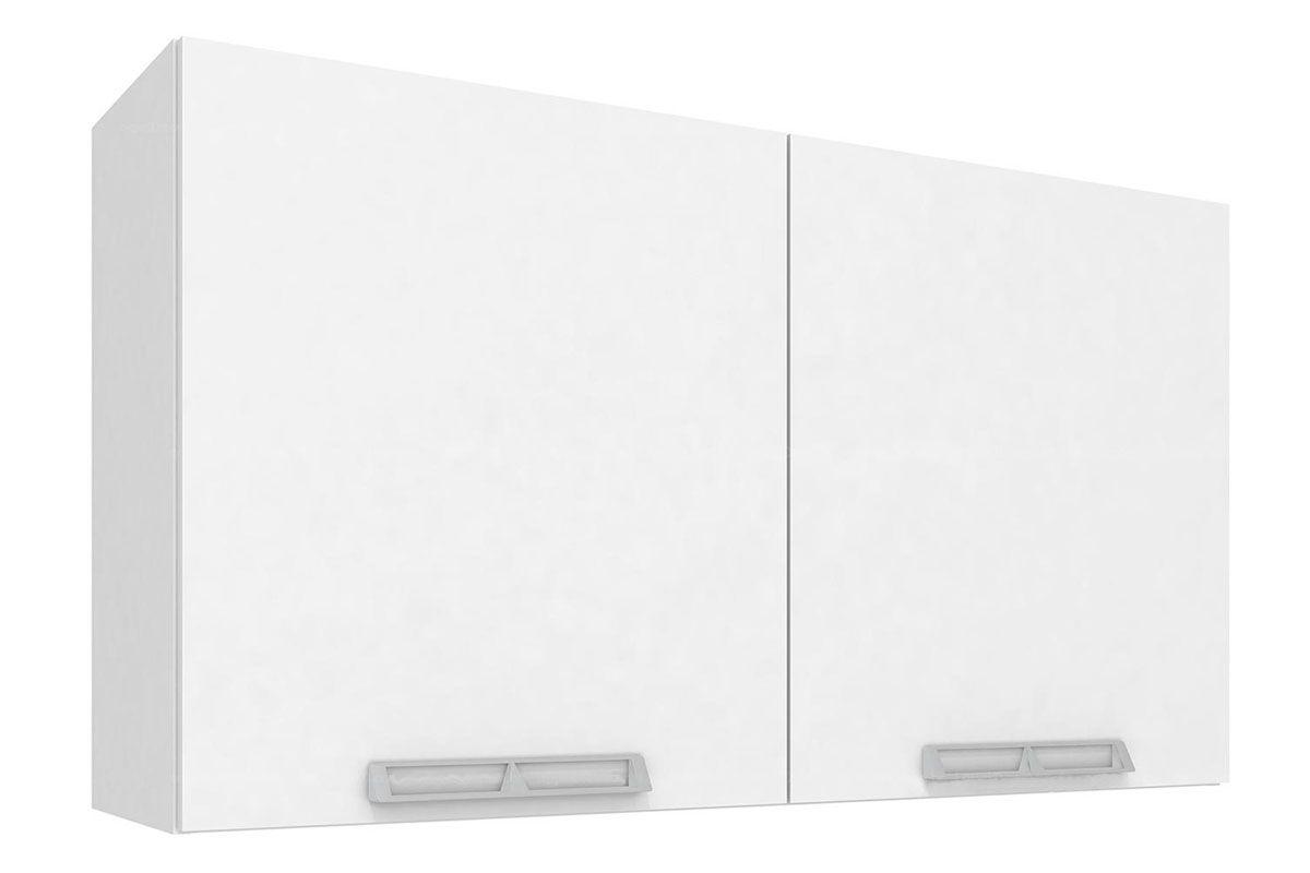 Armario Aéreo Art In Móveis CZ414 2 Portas 1 PrateleiraCor Branco