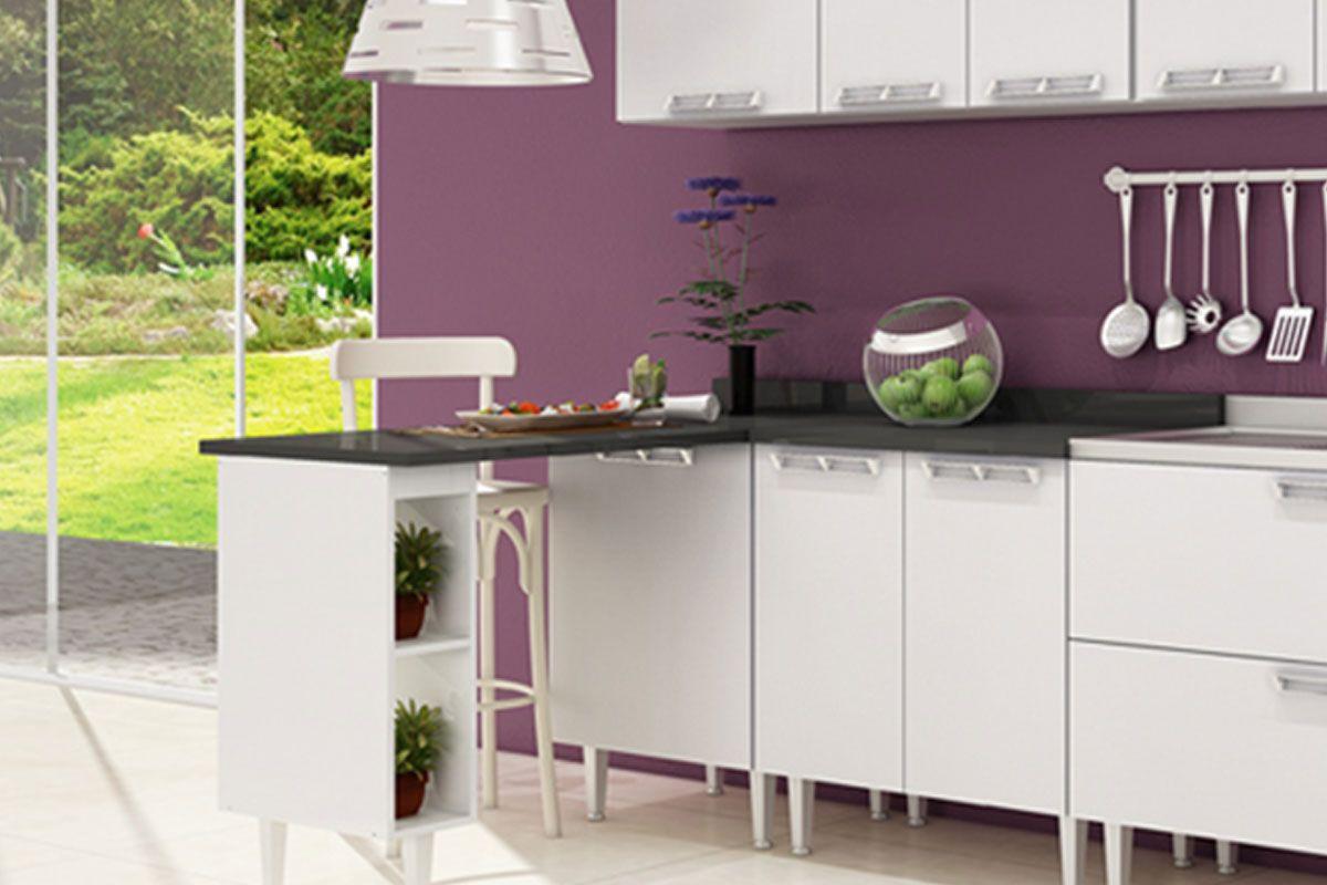 Balcão de Cozinha Art In Móveis CZ604 1 Porta