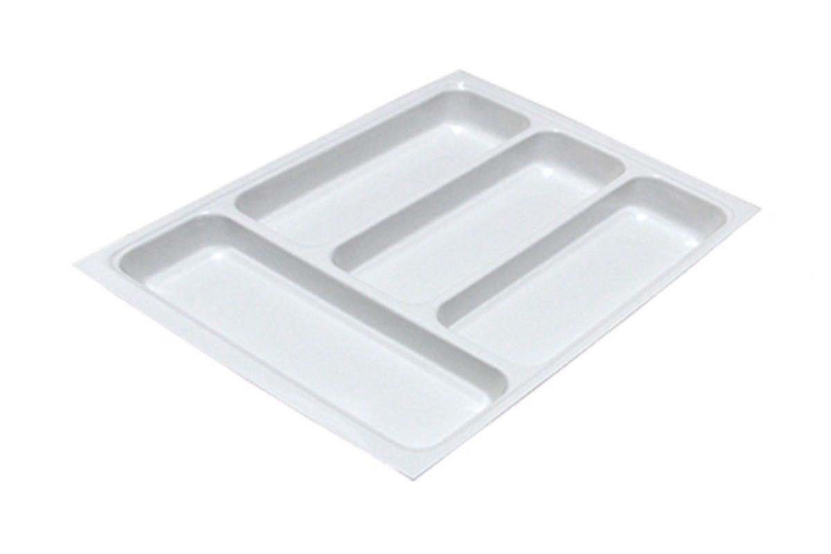 Porta Talher Art In Móveis Plástico CZ900Cor Branco
