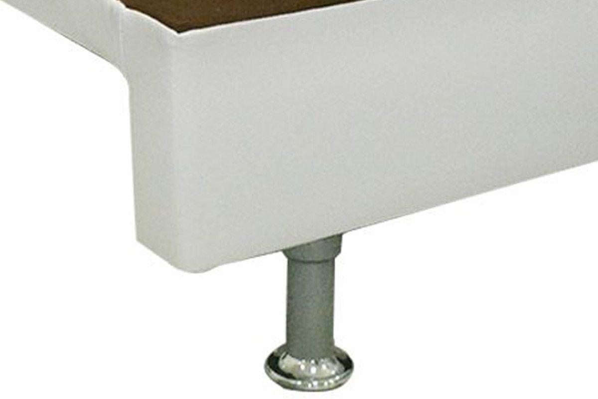Bicama Ortobom Americana Cori Bianco Vaz s/Auxiliar