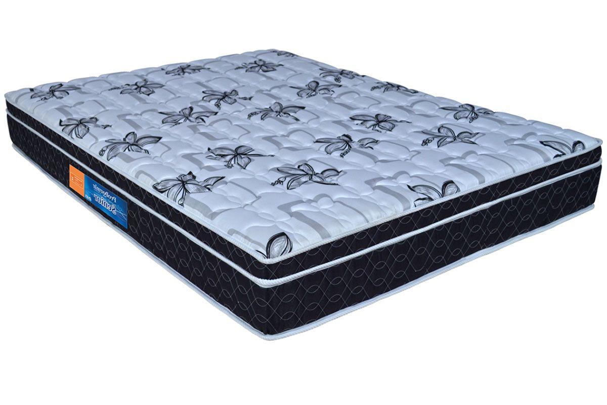 Colchão Probel Espuma D45 Senior Hiper Resistente ProDormirColchão King Size - 1,93x2,03x0,20 - Sem Cama Box