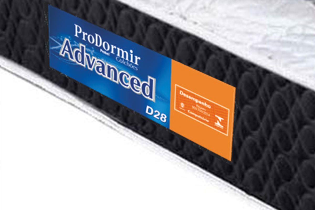 Colchão Probel D28 ProDormir Advanced Ultra Resistente