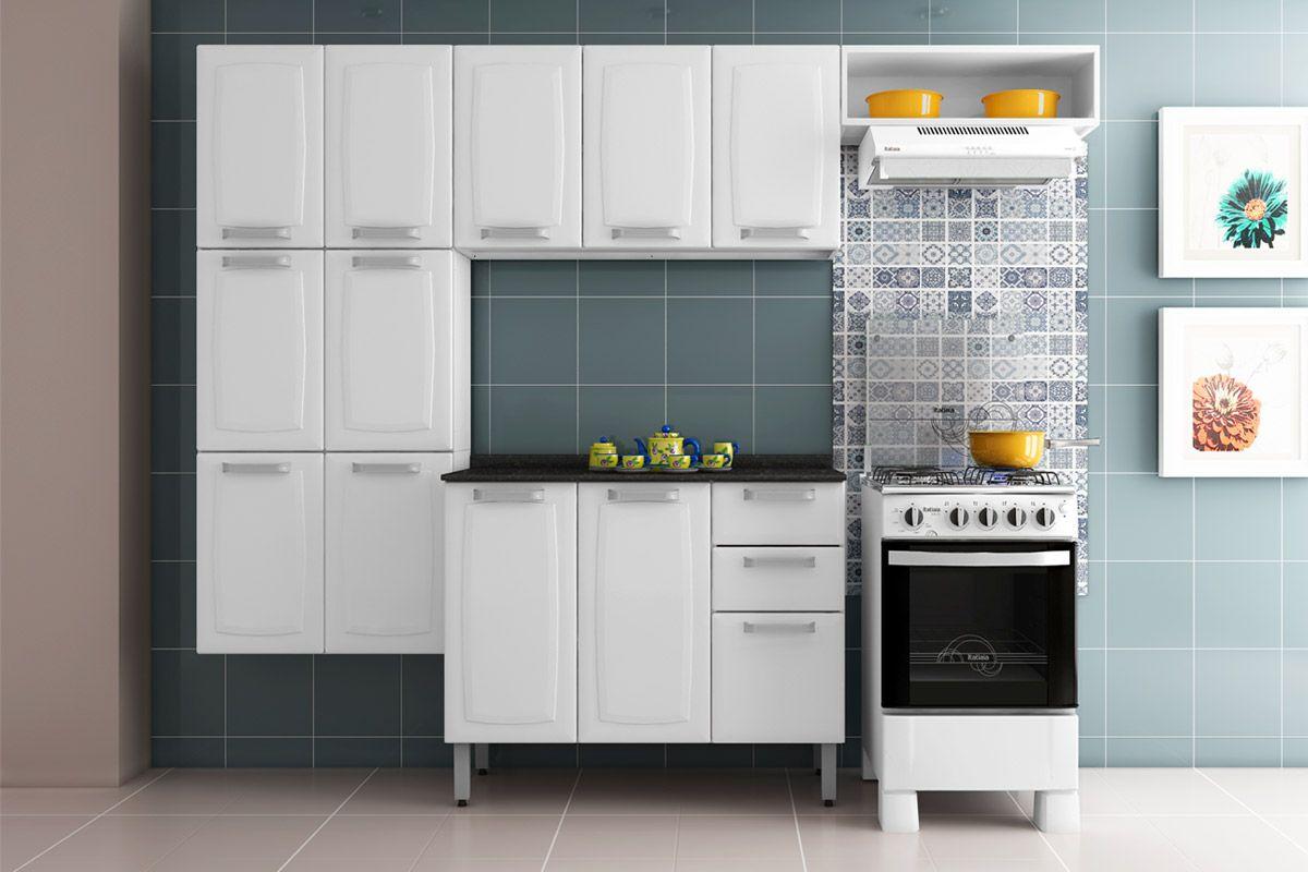 Paneleiro de Cozinha Itatiaia Luce IPLD-70 Aço Duplo
