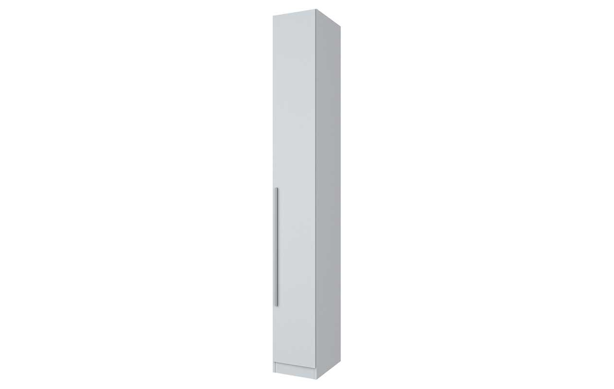 Guarda Roupa / RoupeiroHenn Exclusive 1 Porta 30cm (Componível)Cor Branco HP