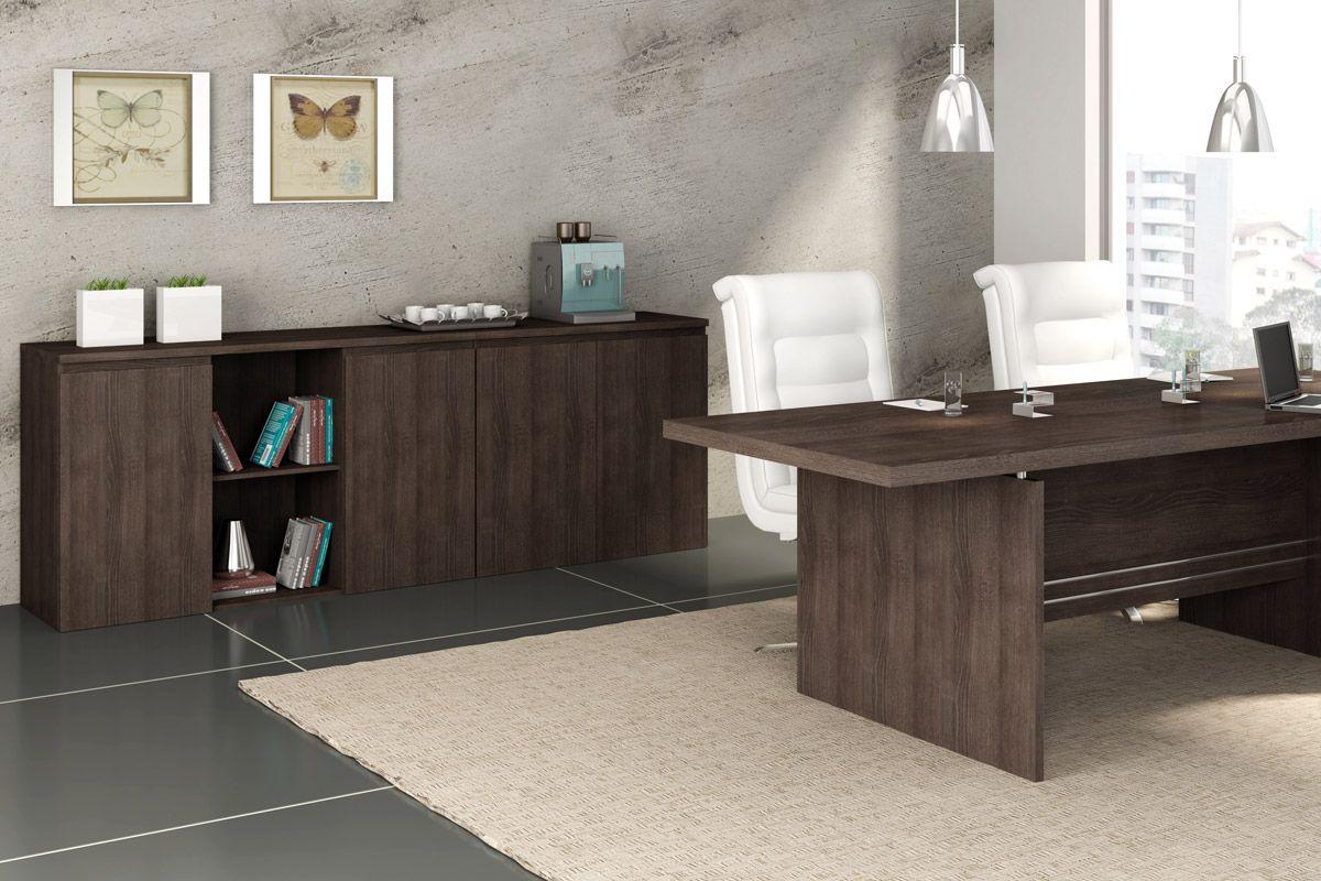 Balcão Baixo de Escritório Kappesberg Office 3013