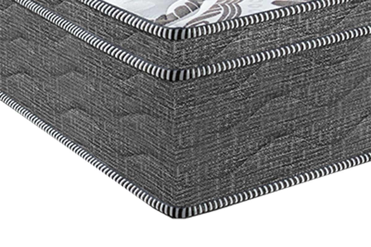 Colchão Probel Molas Pocket Perfil Springs Gray