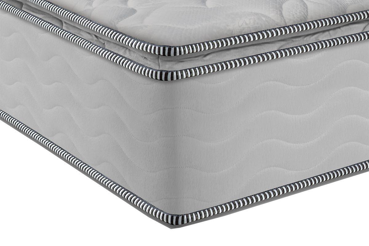 Colchão Probel Molas Pocket Perfil Springs Premium White