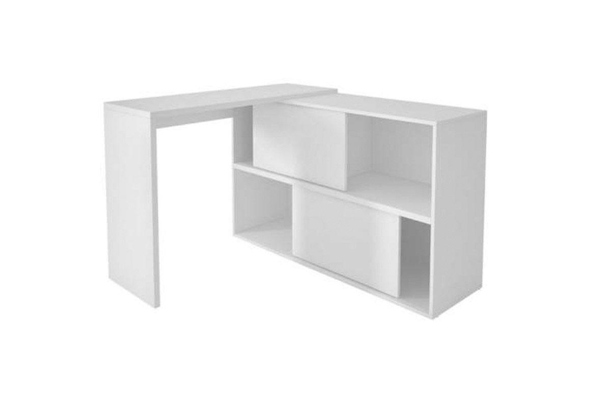 Mesa de Computador Multifuncional BRV BC 44Cor Branco