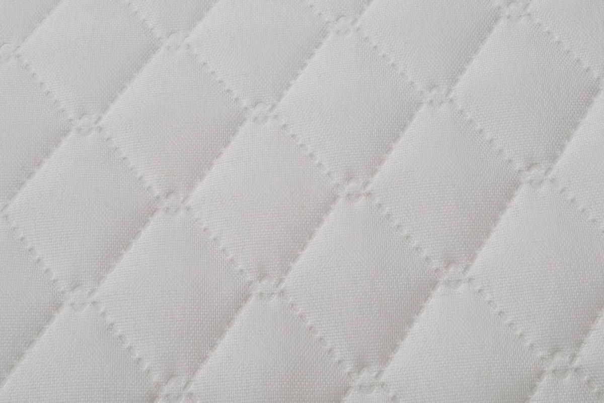 Euro Cama Herval Tecido Branco