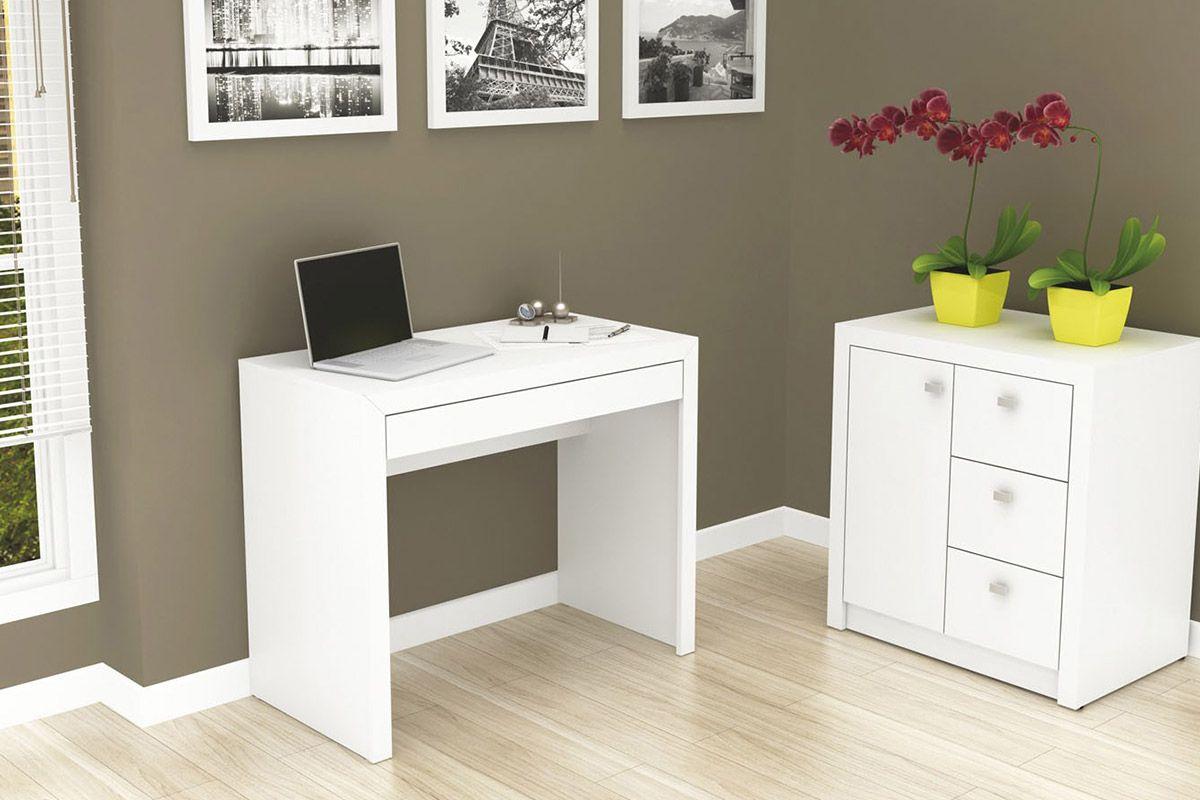Mesa de Computador/Escrivaninha Tecno Mobili ME-4107