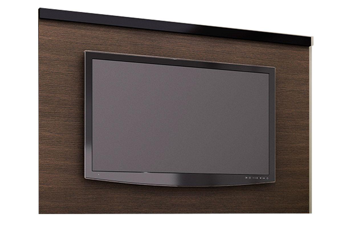 Painel para Tv Tecno Mobili PA-2906 p/ TVCor Tabaco