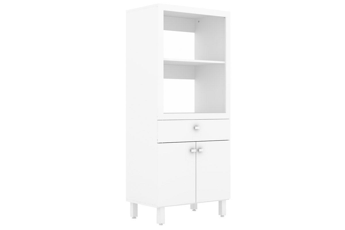 Paneleiro de Cozinha Tecno Mobili BL-3305Cor Branco