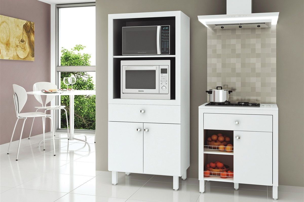Paneleiro de Cozinha Tecno Mobili BL-3305