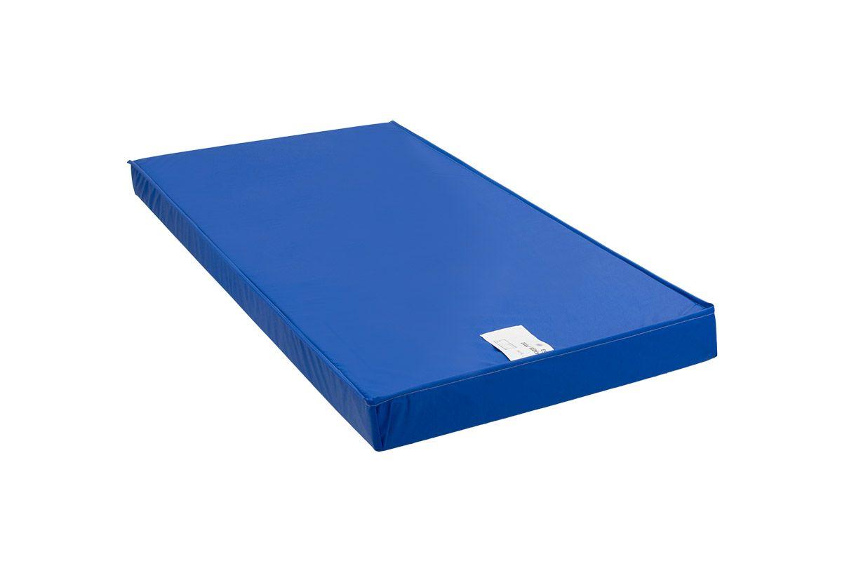 Colchão Polar D18 Baby Cristal Napa AzulBerço  -  0,60 x 1,30 x 0,10