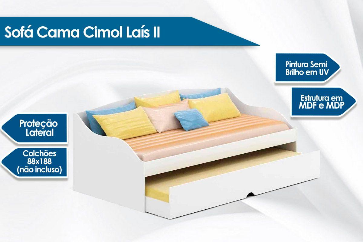 Sofá Cama Cimol Laís II