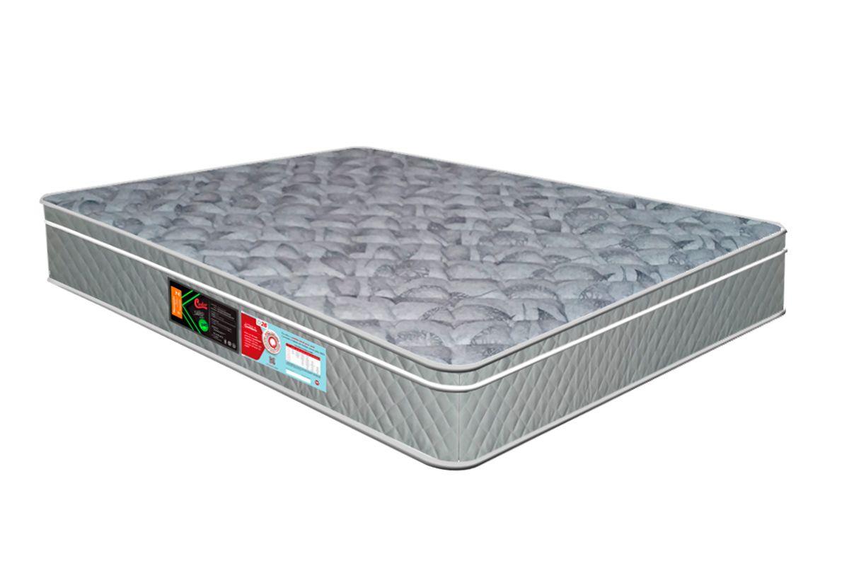 Colchão Castor Espuma D33 Sleep Max EuroColchão Casal - 1,28x1,88x0,25 - Sem Cama Box