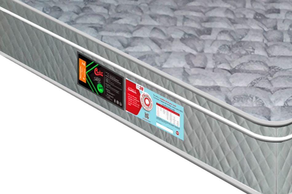 Colchão Castor Espuma D33 Sleep Max Euro