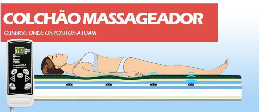 Colchão Herval Molas Pocket Eruditto c/ Massagem - Colchão Casal - 1,38x1,88x0,36 - Sem Cama Box