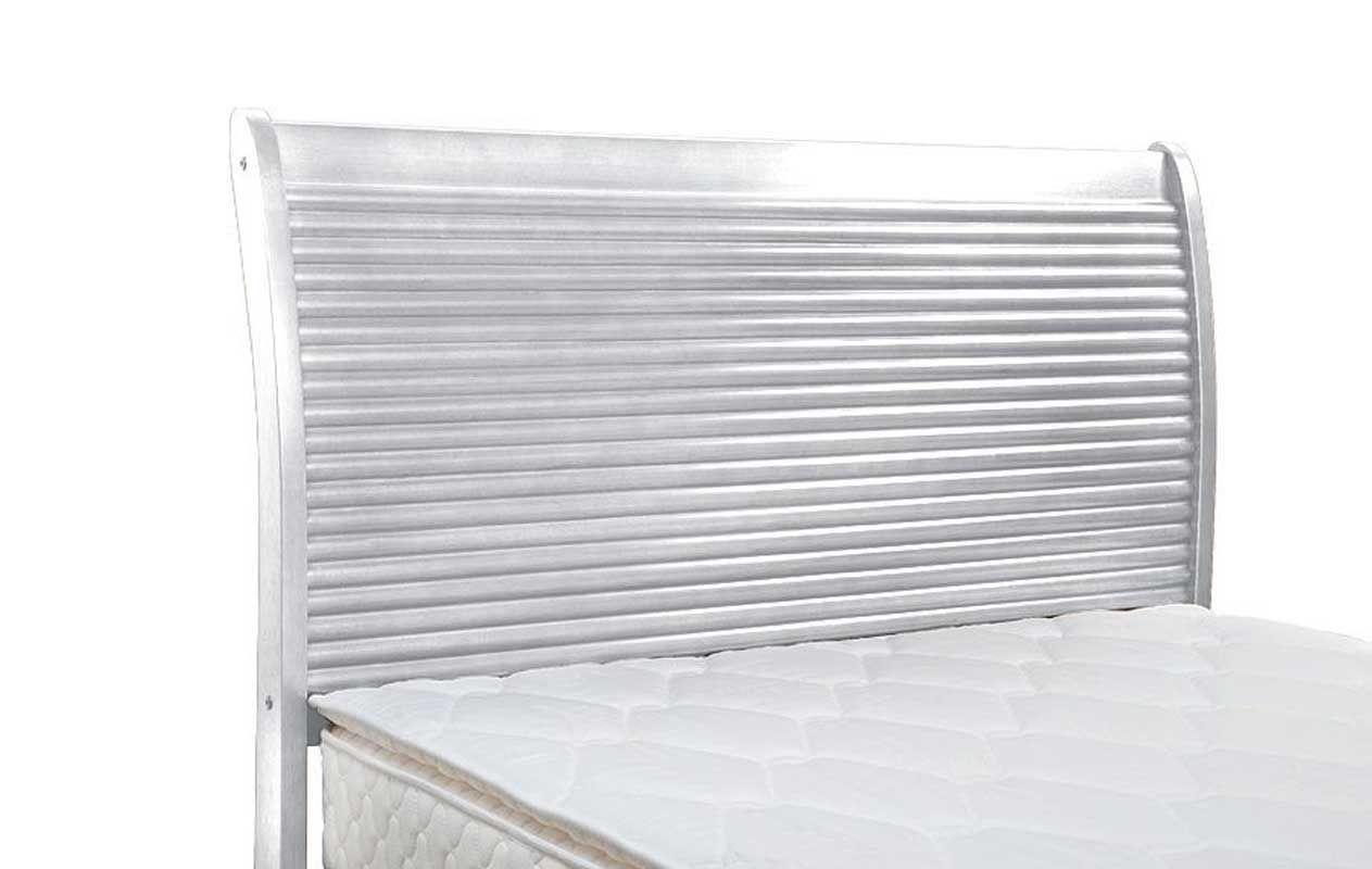 Cabeceira Cama Box MB Mônaco - 1,58 Queen Size  -  Cor Imbuia   1,38 Casal  -  Cor Branco