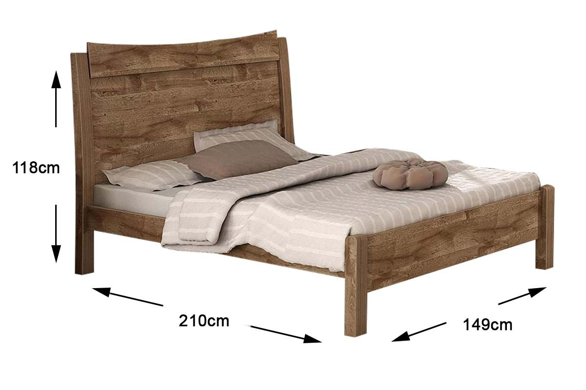 Cama Casal Lopas Splendore New