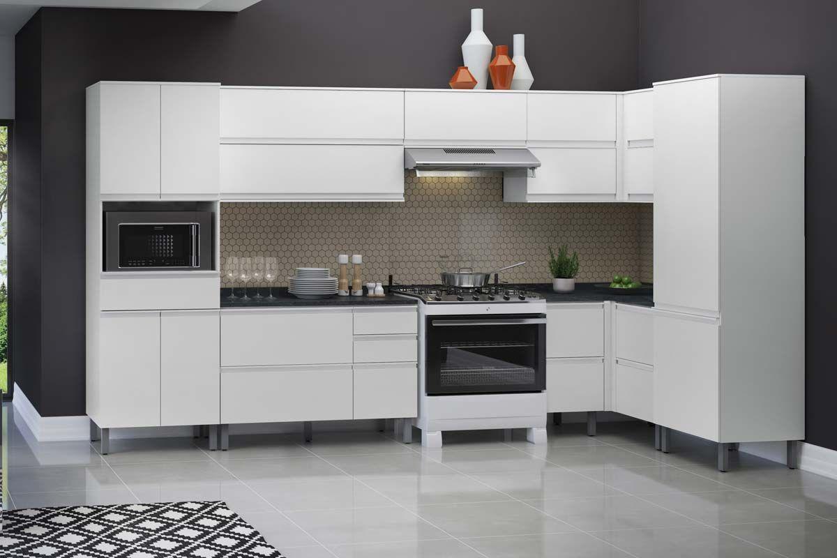 Armário de Cozinha Itatiaia Belíssima Plus IPH-80 Madeira 1 Porta