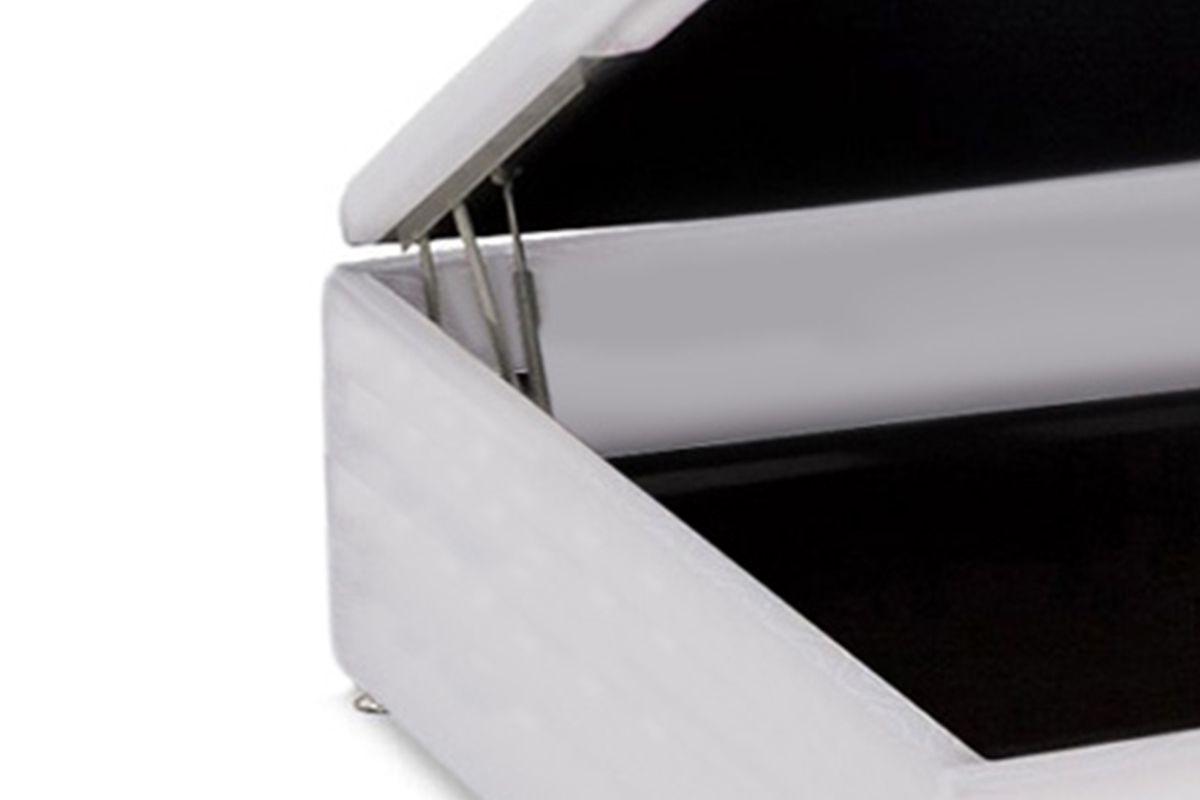 Cama Box Baú Ortobom Americana Couríno Bianco