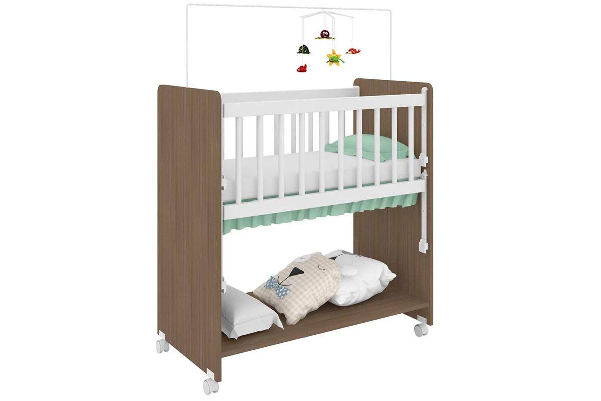 Bedside Sleepers Art In Moveis Soninho BE1005Cor Montana